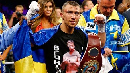 Українець Василь Ломаченко піднявся на 6 місце у списку найсильніших боксерів світу