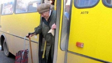 З 1 липня пенсіонери на Львівщині платитимуть 50% вартості проїзду в автобусах