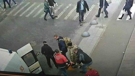 Через нелегальні дитячі машинки в центрі Львова пенсіонерка потрапила до лікарні