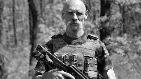 У зоні АТО загинув 51-річний боєць Правого сектора зі Львова