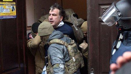 ГПУ доручила поліції розшукати і затримати Саакашвілі