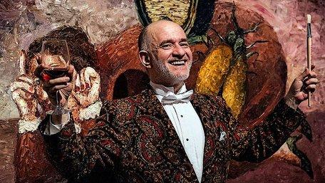 Епатажний художник Олександр Ройтбурд очолить Одеський художній музей