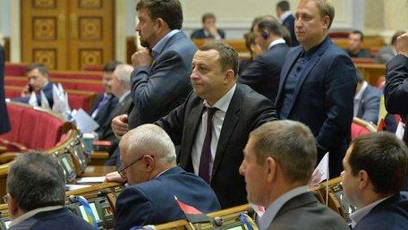 Верховна Рада відкликала депутатський проект про Антикорупційний суд