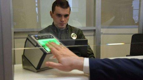МВС запустить біометричний контроль на кордоні з РФ ще до нового року