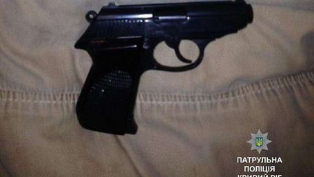 У Кривому Розі п'яний депутат влаштував стрілянину з балкона