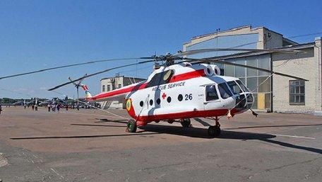 Аваков анонсував створення системи вертолітної служби порятунку у 2018 році