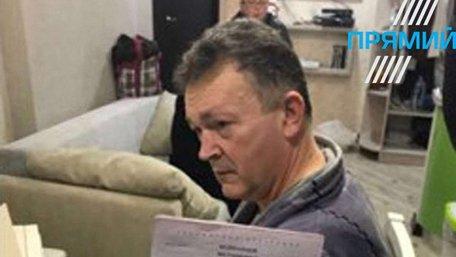У Києві затримали екс-міністра охорони здоров'я окупаційної влади Криму