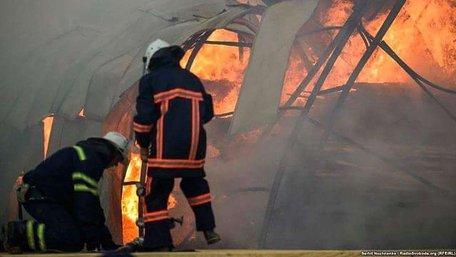 За першу половину січня в пожежах загинули 106 українців
