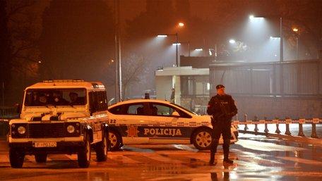 У столиці Чорногорії смертник підірвав себе біля посольства США