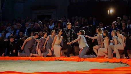 У Свірзькому замку відбулась прем'єра унікальної опери Дмитра Бортнянського «Алкід»