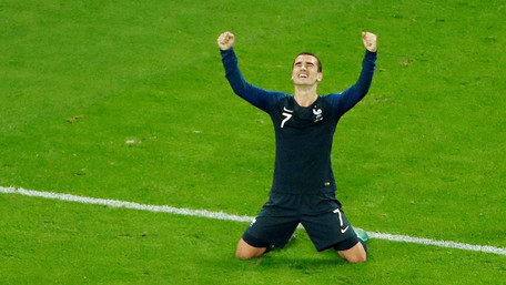 Збірна Франції стала чемпіоном світу з футболу