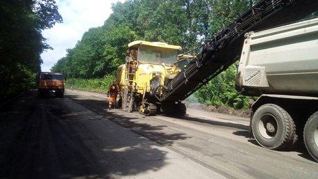 Через капітальний ремонт траси Львів-Шегині рух транспорту через Городок тимчасово перекриють
