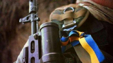 Унаслідок обстрілу бойовиків у Луганській області загинув боєць ЗСУ