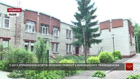 Керівництво двох львівських садків не може порозумітися через приміщення