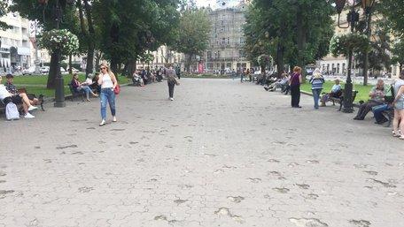 Алею на проспекті Свободи у Львові відремонтують за ₴8,2 млн