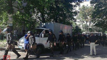 Ув'язнені екс-бійці батальйону «Торнадо» влаштували бунт в Лук'янівському СІЗО