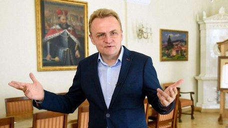 Меру Львова Андрієві Садовому виповнилось 50 років