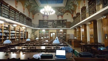 Львівський університет заборонив зйомки еротичного фільму у науковій бібліотеці