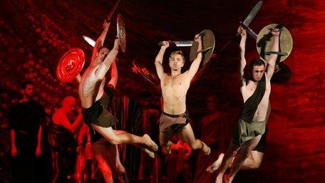 Вперше за 25 років у Трускавці показали балетну виставу. Фото дня