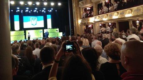 Урочисте відкриття львівського 25 Book Forum перенесли спеціально для президента