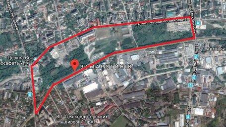 Львівська мерія погодила будівництво спорткомплексу і готелю на вул. Липинського