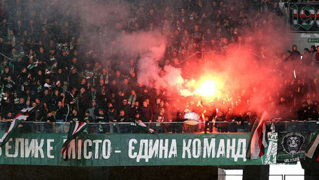 ФК «Львів» та «Карпати» зіграли у бойову нічию