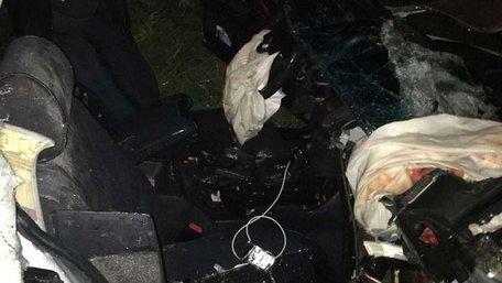 У ДТП на вул. Стрийській у Львові загинув пасажир автомобіля BMW