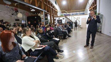 У межах програми з обміну досвідом Urban Talks львівська делегація відвідала Кропивницький