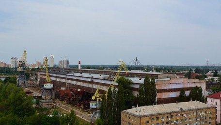 Петро Порошенко продає свій суднобудівний завод у Києві