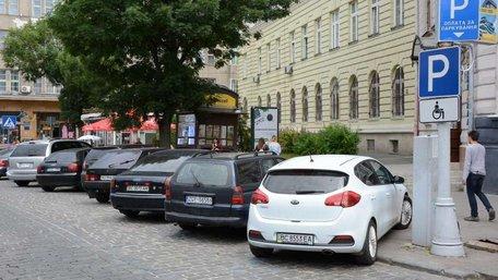 Нові правила паркування: як вони діють у Львові?