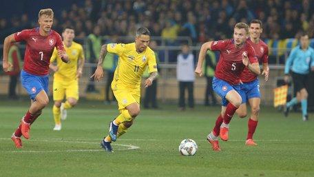 Збірна України грає проти Чехії у Харкові: фоторепортаж ZAXID.NET