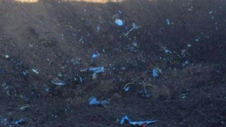 Винищувач Су-27 розбився під час військових навчань на Вінниччині