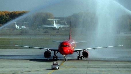 Бельгійський лоукостер Red Devils Trident розпочав польоти з України