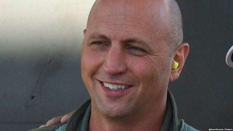 Стало відомо ім'я американського пілота, який загинув під час катастрофи Су-27