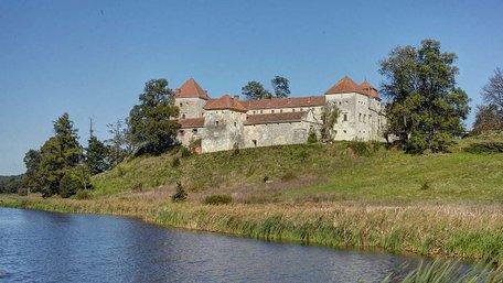 Свірзький замок вперше за близько 50 років відкриють для відвідувачів