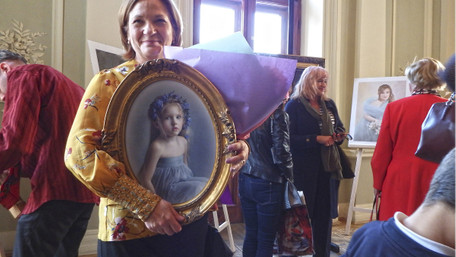У львівському Палаці Потоцьких відкрили фотовиставку робіт Тетяни Ерхарт