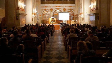 Під час концерту у Львівському органному залі слухачі зможуть обирати мелодії через смартфон