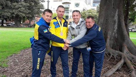 Українська команда здобула першу нагороду на Іграх нескорених