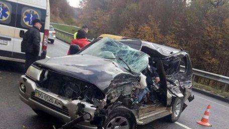 У ДТП на трасі Київ-Чоп загинув 42-річний мешканець Тернополя