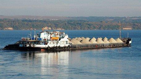 Білорусь планує побудувати річковий порт на кордоні з Україною