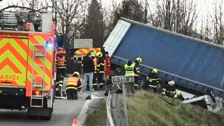 В ДТП у Чехії загинули четверо заробітчан із Закарпаття
