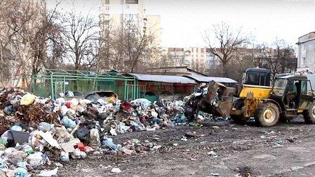 Київський бізнесмен власним коштом вивіз з Дрогобича 36 тонн сміття