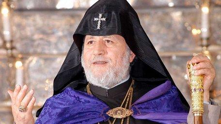 Голова Вірменської апостольської церкви не підтримав надання автокефалії УПЦ