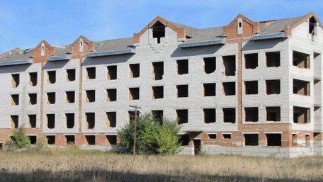 Недобудовану лікарню на Львівщині продали з аукціону за 10,5 тис. грн