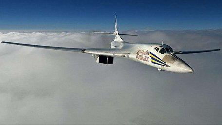 Росія направила до Венесуели стратегічні бомбардувальники Ту-160