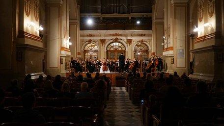 У Львівському органному залі гратимуть твори Мендельсона і Бруха при свічках