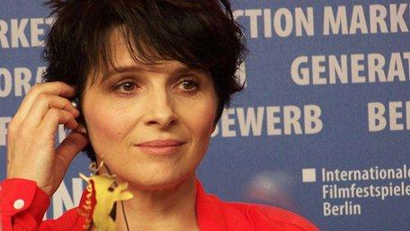 Актриса Жульєт Бінош очолить кінофестиваль Берлінале