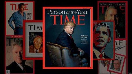 Журнал Time назвав «Людиною року» дев'ятьох журналістів. Шестеро з них уже мертві
