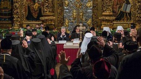 Митрополита Епіфанія обрали главою Помісної церкви з перевагою у вісім голосів