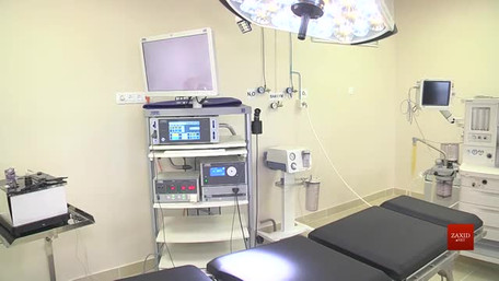 В дитячій лікарні у Львові відкрили оновлену операційну з унікальним лапароскопічним обладнанням